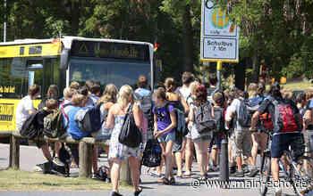 Aschaffenburg bietet Schülern günstiges Busticket - allerdings nicht allen - Main-Echo
