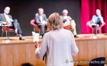 Heißes Thema beim Ärztetag in Aschaffenburg: Was bringt die Digitalisierung in der Medizin? - Main-Echo