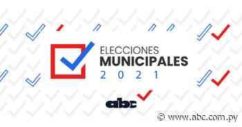 Elecciones 2021 en la ciudad QUIINDY - ABC Color