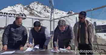 Ciudad firmó un convenio con Malargüe por políticas de montaña - mendozapost.com