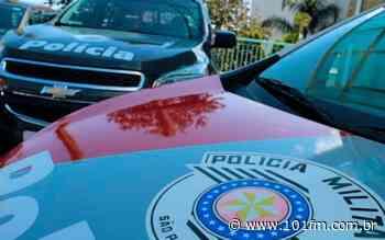 Motocicleta furtada em Monte Alto é localizada em condomínio de Jaboticabal, na Cohab II - Rádio 101FM