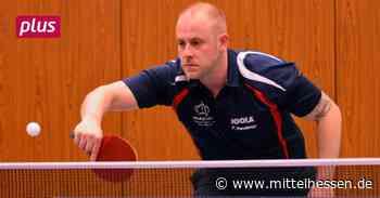 Tischtennis: Doppelschwäche wird Biedenkopf zum Verhängnis - Mittelhessen