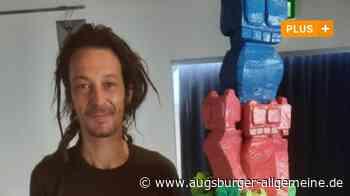 Wabato zeigt im Heimatmuseum das besondere Profil seiner Kunst - Augsburger Allgemeine