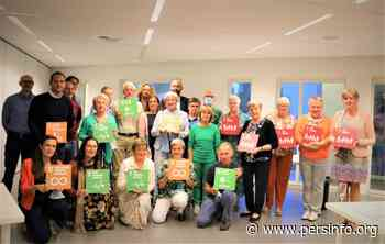 Ternat zet duurzame helden in de bloemen - Persinfo.org