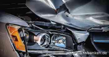 Landkreis Lichtenfels: Autofahrer missachtet Vorfahrt - und verursacht Unfall mit drei Verletzten