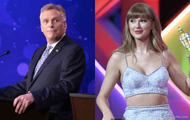Democratic candidate for Virginia governorship appeals to Taylor Swift fans in election campaign