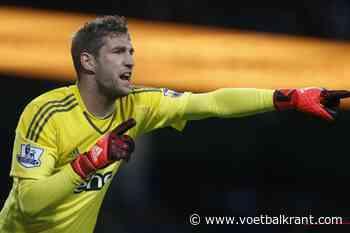 Domper voor Ajax: doelman moet onder het mes en moet kruis maken over rest van het seizoen