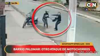 Mujer sufre cortes de machetillo en asalto en Lambaré - Resumen de Noticias