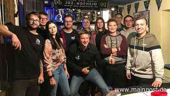 Im Jugendzentrum Hofheim kehrt ein bisschen Normalität zurück - Main-Post