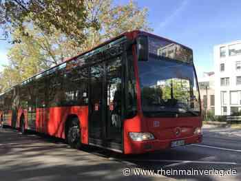 Expressbus X26: Zusatzfahrten zwischen Wiesbaden Hauptbahnhof und Hofheim - Rhein Main Verlag