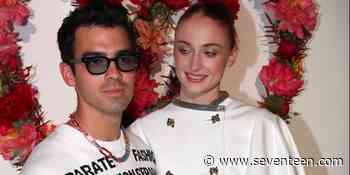 Joe Jonas Posts Adorable Video of Sophie Turner on Tour - Seventeen.com