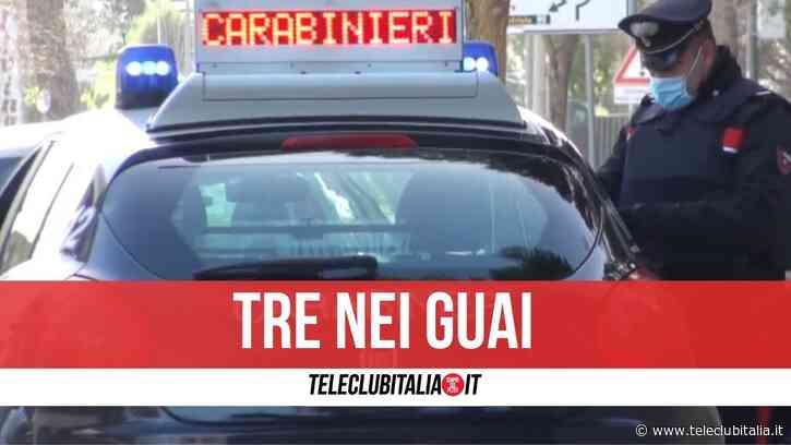 Da Qualiano a Villaricca con scooter rubato e armi: nei guai babygang - Teleclubitalia.it