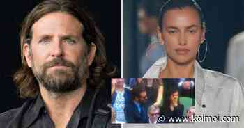 When Power Couple Bradley Cooper – Irina Shayk Fought At Wimbledon & The Victoria's Secret Model Was Spotted Getting Teary-Eyed In A Viral Video - koimoi