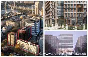 'Irreplaceable' post-war blocks face demolition as AHMM team reveals huge Lambeth plans - Architect's Journal