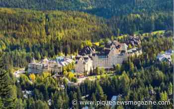 Condé Nast Traveler ranks Fairmont Chateau Whistler No. 1 resort in Canada - Pique Newsmagazine
