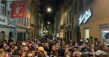 Bamberg: Live-Club berichtet von riesigem Andrang - 'enormer Kontrollaufwand' - inFranken.de
