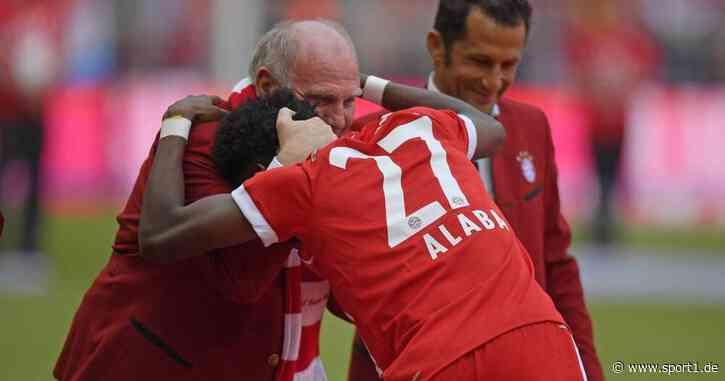 David Alaba: Ex-Bayern-Star lacht über Barca-Aussagen von Uli Hoeneß - SPORT1