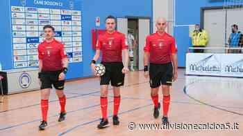 La Serie A2 Femminile con l'anticipo Arzachena-Pero. Tutti gli arbitri » Divisione Calcio a cinque - Divisione Calcio a 5