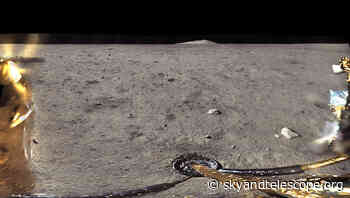 China's Lunar Samples Confirm Late Volcanism, Pose New Questions