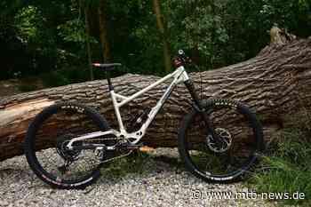 Bike der Woche: Crossworx Dash von IBC-User TCaad10 - MTB-News.de