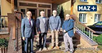 765 Jahre Pritzwalk: Stadtoberhaupt trifft sich mit Altbürgermeistern - Märkische Allgemeine Zeitung