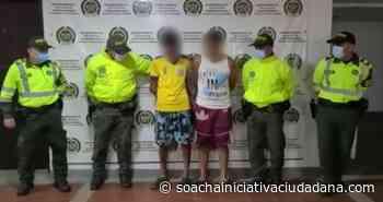 Capturan implicados en el homicidio de una persona en Flandes - Soacha Iniciativa Ciudadana