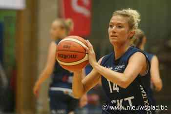 """Laura Mestdagh (SKT Ieper): """"Verplaatsing nooit onderschatte... (Ieper) - Het Nieuwsblad"""