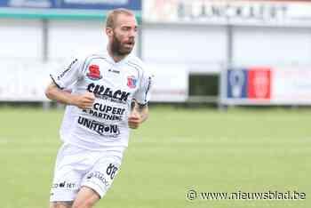 """Laurenz Simoens (KVK Westhoek): """"Het valt af te wachten hoe we die 8-0 opdoffer hebben verwerkt"""""""