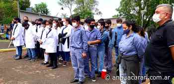 """Promesa de """"Cuidado del Patrimonio Jesuítico Guaraní"""" en Corpus Christi - Agencia de Noticias Guacurari"""