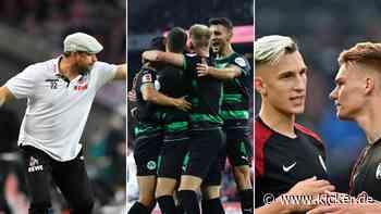 Bielefeld läuft allen davon, Bayern und BVB Mittelmaß: Die Laufleistung der 18 Bundesligisten