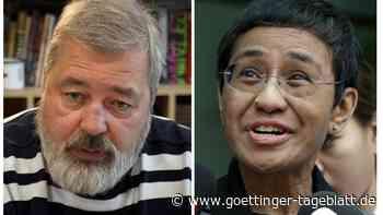 UN-Menschenrechtsbüro begrüßt Friedensnobelpreis für Maria Ressa und Dmitri Muratow