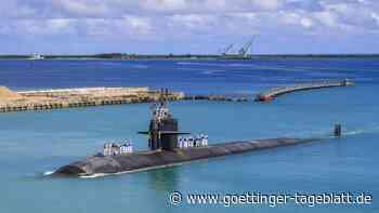 """US-Atom-U-Boot kollidiert im Indopazifik mit unbekanntem Objekt - China """"sehr besorgt"""""""