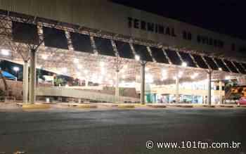 Terminal Rodoviário de Jaboticabal tem nova iluminação; outras melhorias ainda serão realizadas - Rádio 101FM