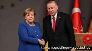 Merkel trifft Erdogan in Istanbul: Gespräch über Flüchtlinge angekündigt