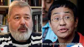 Friedensnobelpreis an Journalisten: starker Impuls für Leser und Reporter