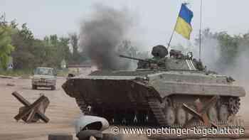 OSZE-Beobachter schlagen Alarm:Einsatz verbotener Waffensysteme in der Ostukraine steigt