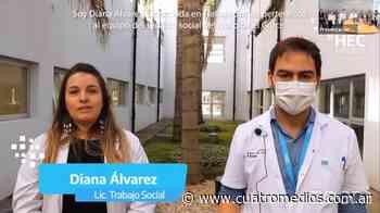Florencio Varela: El Hospital El Cruce presentó la Serie de Videos educativos para trasplantados renales - Cuatro Medios