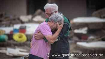 Drei Monate nach der Flut im Ahrtal: Tränen und Zukunftssorgen