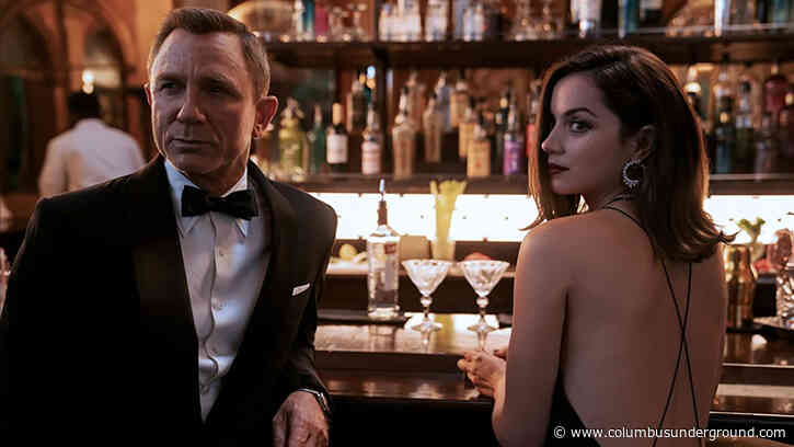 Bond & Movies for Spooky Season
