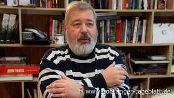 Nobelpreisträger: Wer ist Dmitri Muratow?