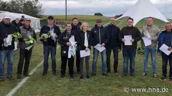 Lichtenfels: Fußballer des SV Fürstenberg feiern den Neustart der Abteilung vor 25 Jahren - HNA.de