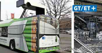 Nach Großbrand: Üstra lässt in Hannover E-Busse wieder fahren