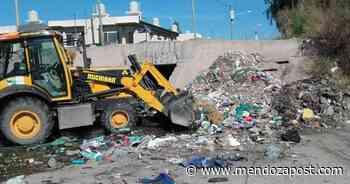 Retiraron 250 metros cúbicos de basura en Ciudad - mendozapost.com