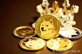 Dogecoin Preisprognose: DOGE könnte um rund 40% steigen - CryptoMonday | Bitcoin & Blockchain News | Community & Meetups