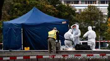 Leiche am Alexanderplatz in Berlin: Verdächtiger festgenommen