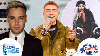 Celebrate Global's Make Some Noise Day With Jesy Nelson, Liam Payne, Olly Alexander & More - Capital