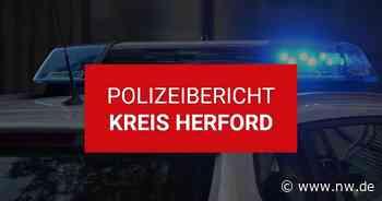 Kirchlengern - Unbekannte überfallen Mann aus Kirchlengern - Polizei sucht Zeugen - Neue Westfälische