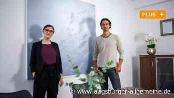 Anwaltskanzlei in Krumbach feiert Umzug mit Kunstausstellung - Augsburger Allgemeine