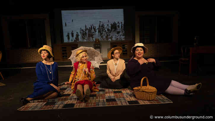Theater Review: Red Herring's Moving Historical Drama 'These Shining Lives'