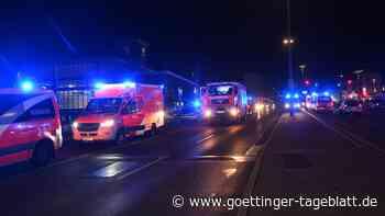 Hochhauswohnung in Köln brennt aus: 41 Menschen in Sicherheit gebracht